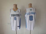 Denver Nuggets #8 Danilo Gallinari White Revolution 30 Stitched NBA Jersey