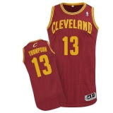 Revolution 30 Cleveland Cavaliers #13 Tristan Thompson Red Stitched NBA Jersey