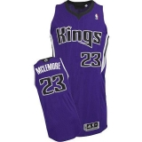 Sacramento Kings #23 Ben McLemore Purple Revolution 30 Stitched NBA Jersey