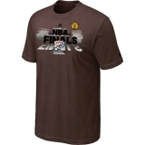 Oklahoma City Thunder adidas 2012 Western Conference Champions T-Shirt Brown