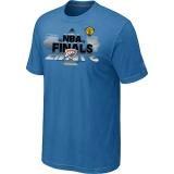 Oklahoma City Thunder adidas 2012 Western Conference Champions T-Shirt L