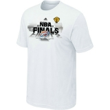 Oklahoma City Thunder adidas 2012 Western Conference Champions T-Shirt White