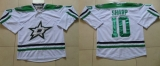 Dallas Stars #10 Patrick Sharp White Stitched NHL Jersey