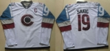 Colorado Avalanche #19 Joe Sakic White 2016 Stadium Series Stitched NHL Jersey