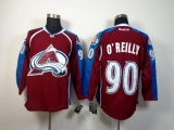 Colorado Avalanche #90 Ryan O\'Reilly Red Stitched NHL Jersey