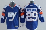 New York Islanders #29 Brock Nelson Baby Blue 2014 Stadium Series Stitched NHL Jersey