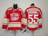 Detroit Red Wings #55 Niklas Kronwall Red 2014 Winter Classic Stitched NHL Jersey
