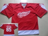 Detroit Red Wings #65 Danny DeKeyser Red Stitched NHL Jersey