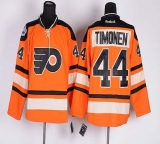 Philadelphia Flyers #44 Kimmo Timonen Orange Official 2012 Winter Classic Stitched NHL Jersey