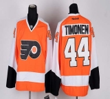 Philadelphia Flyers #44 Kimmo Timonen Orange Stitched NHL Jersey