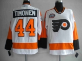 Philadelphia Flyers #44 Kimmo Timonen Stitched Winter Classic White NHL Jersey