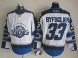 Winnipeg Jets #33 Dustin Byfuglien White St