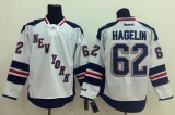 New York Rangers #62 Carl Hagelin White 2014 Stadium Series Stitched NHL Jersey