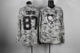 Pittsburgh Penguins #87 Sidney Crosby Camo Stitched NHL Jersey