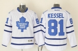 Toronto Maple Leafs #81 Phil Kessel White Road Stitched NHL Jersey