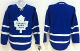Toronto Maple Leafs Blank Stitched Blue NHL Jersey