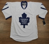 Toronto Maple Leafs Blank Stitched White NHL Jersey