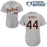 Detroit Tigers #44 Daniel Norris Grey Cool Base Stitched MLB Jersey