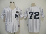 New York Yankees #72 Dellin Betances White GMS  The Boss  Cool Base Stitched MLB Jersey