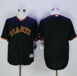 San Francisco Giants Blank Black New Cool Base Fashion Stitched MLB Jersey
