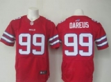 Nike Buffalo Bills #99 Marcell Dareus Red Men\'s Stitched NFL Elite Rush Jersey