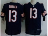 Nike Chicago Bears 13 Brice Butler Blue Elite NFL Jerseys