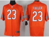Nike Chicago Bears 23 Kyle Fuller Orange Limited NFL Jerseys