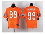 Nike jerseys chicago bears #99 houston orange[Elite][houston]