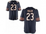 Nike Jerseys Chicago Bears 23 Fuller blue Elite fuller