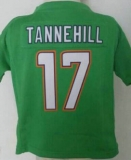 Toddler Nike Dolphins #17 Ryan Tannehill Green Team Color Stitched NFL Elite Jersey