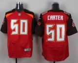 Nike Tampa Bay Buccaneers #50 Bruce Carter Red Team Color Men\'s Stitched NFL New Elite Jersey
