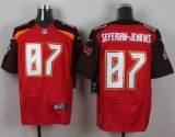 Nike Tampa Bay Buccaneers #87 Austin Seferian-Jenkins Red Team Color Men\'s Stitched NFL New Elite Jersey