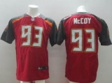 Nike Tampa Bay Buccaneers #93 Gerald McCoy Red Team Color NFL New Elite Jersey