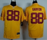 Nike Washington Redskins #88 Pierre Garcon Gold NFL Game Jersey