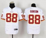 Nike Washington Redskins #88 Pierre Garcon White NFL New Elite Jersey