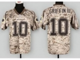 Nike Washington Redskins 10 Robert Griffin III Camo US