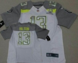 Nike Indianapolis Colts #13 T Y Hilton White Pro Bowl NFL Elite Team Carter Jersey