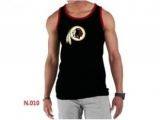 Nike NFL Washington Red Skins Sideline Legend Authentic Logo men Tank Top Black