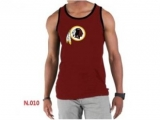 Nike NFL Washington Red Skins Sideline Legend Authentic Logo men Tank Top Red