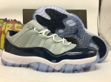 "Air Jordan 11 Low ""Georgetown"" 2015 AAA"