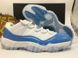 "Super max perfect  Air Jordan 11 Low ""Columbia"""