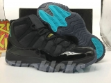 "Super Max Perfect Air Jordan 11 Retro ""Gamma Blue""With True The Carbon"