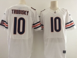 Chicago Bears #10 white