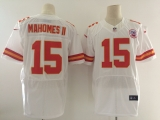 Nike NFL Kansas City Chiefs #15 white