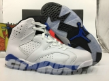 "Perfect  Air Jordan 6 ""Sport Blue"""