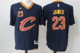 Cleveland Cavaliers #23 Lebron James NBA Jersey blue
