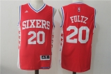 Philadelphia 76ers #20 red new NBA Jersey