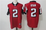 Nike NFL Atlanta Falcons 2 Red Elite NFL Jerseys