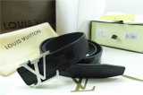 Super Max Perfect LV Belts 100-125CM -QQ (68)