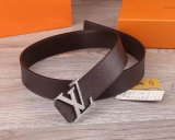 Super Max Perfect LV Belts 95-125CM -QQ (140)